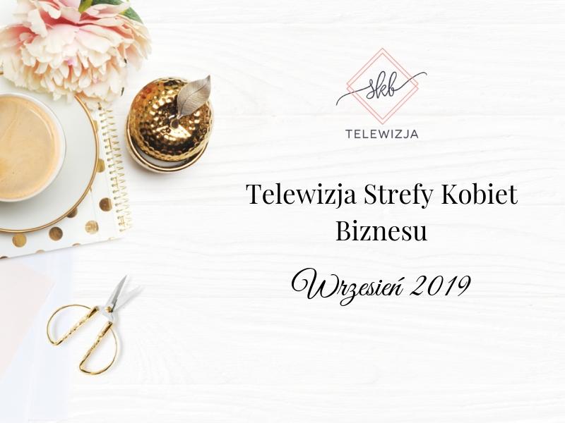 Telewizja SKB – sierpień 2019
